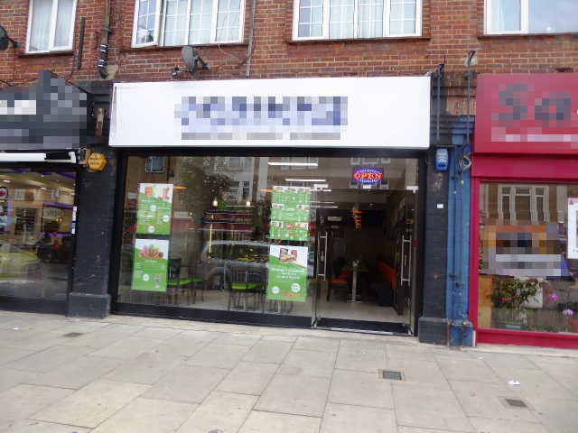 Sandwich & Coffee Shop in Middlesex For Sale