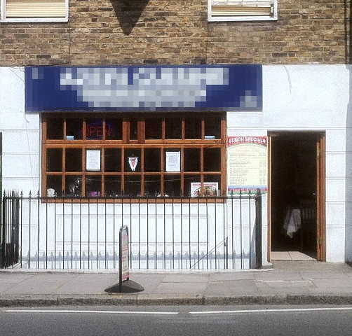 Cafe Restaurant in North London For Sale