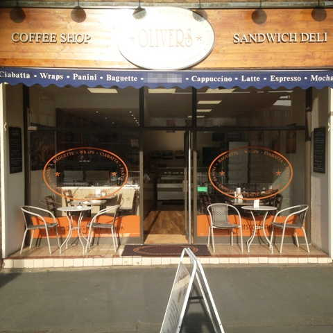 Sandwich Bar and Delicatessen in Surrey For Sale
