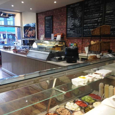 Sandwich Bar and Delicatessen in Camberley For Sale