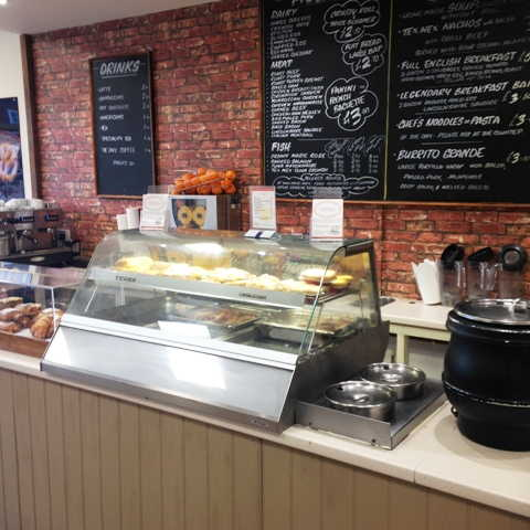 Sell a Sandwich Bar and Delicatessen in Camberley