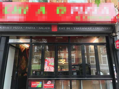 Pizza Takeaway and Chinese Takeaway and Delivery in South London For Sale