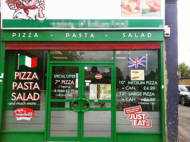 Pizza Takeaway and Delivery in Surrey For Sale
