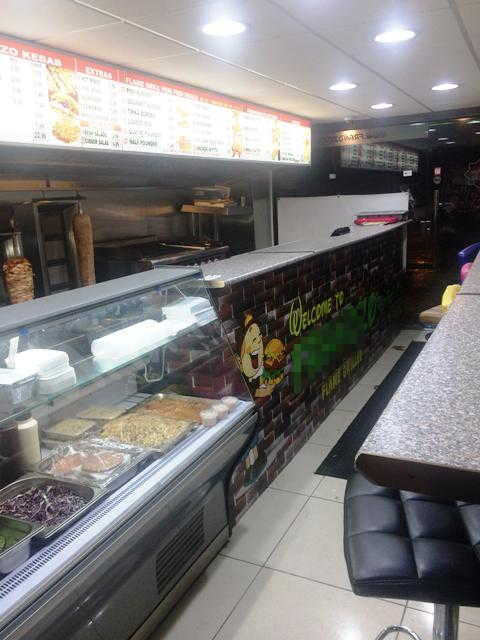 Chicken Shop, Kebab Shop and Pizza Takeaway in Brighton For Sale for Sale