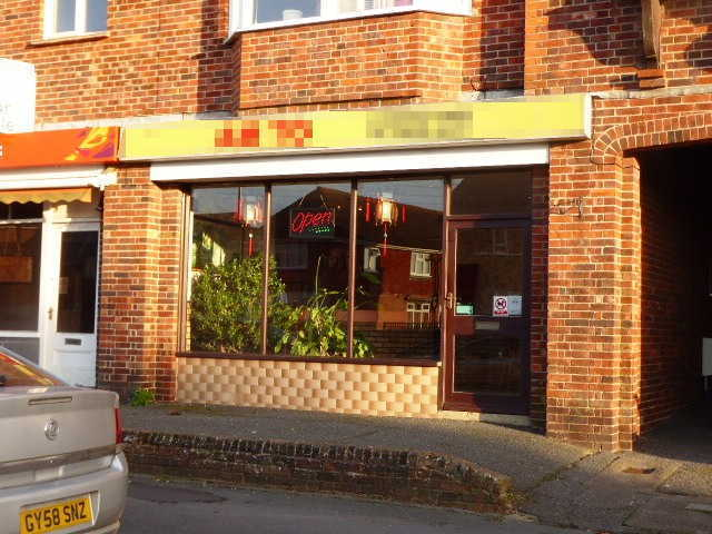 Chinese Takeaway in West Sussex for sale