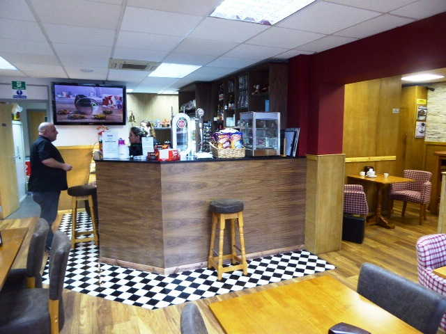 Coffee Shop in Epsom For Sale
