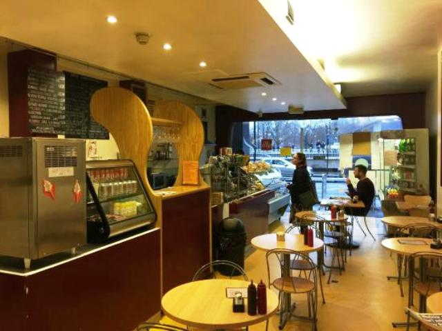 Coffee & Sandwich Bar in South London For Sale