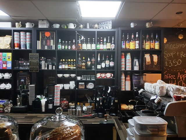 Coffee Shop in Nottinghamshire for sale