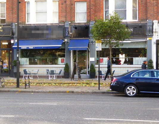 Licensed Mediterranean Restaurant in South London For Sale