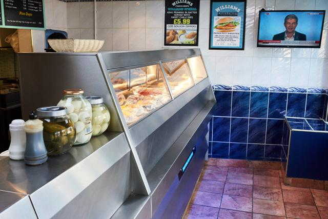 Sell a Fish & Chip Shop in Northamptonshire For Sale