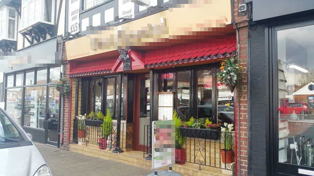 Thai Restaurant in Surrey For Sale