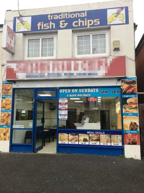 Fish & Chip Shop in Dorset for sale