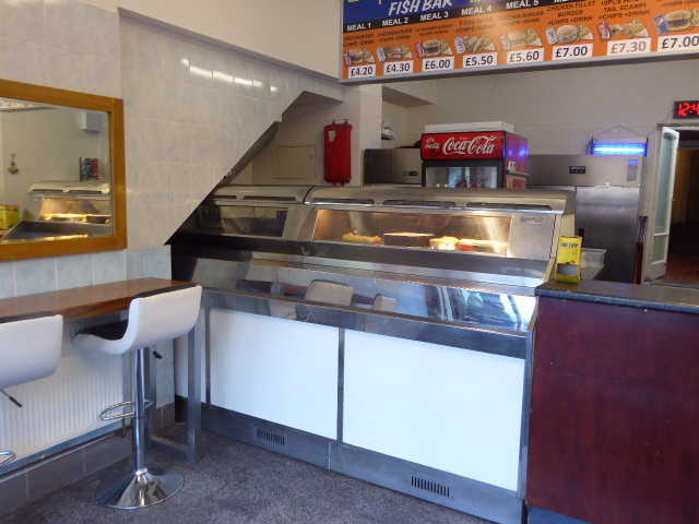 Fish & Chip Shop in Wallington for sale