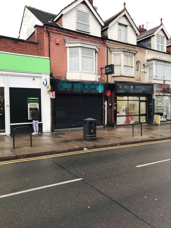 Fish & Chip Shop in Leicestershire For Sale