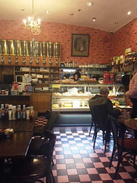 Sell a Coffee Shop in West London