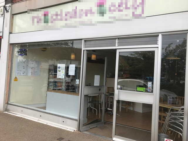Cafe Restaurant in Hampshire For Sale