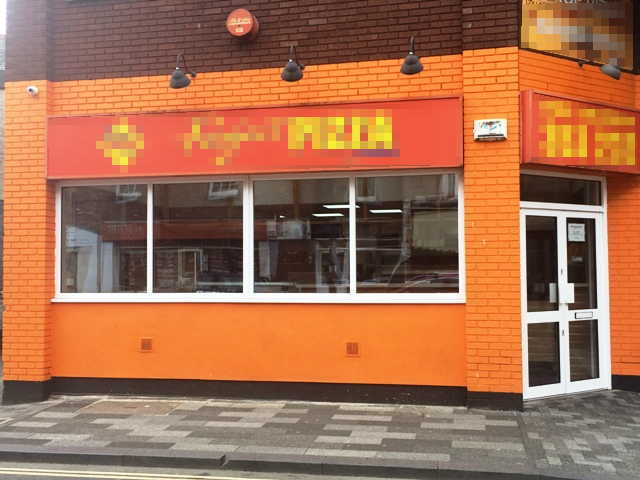Chicken & Pizza Takeaway in North Wales For Sale
