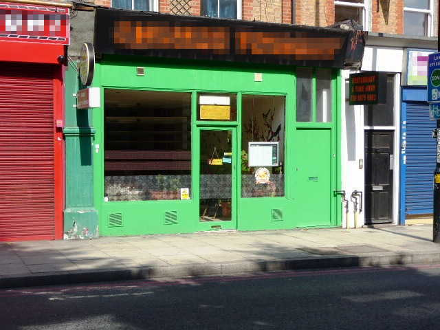 Chinese Restaurant in South London For Sale