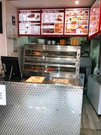Chicken & Pizza Shop in Essex For Sale