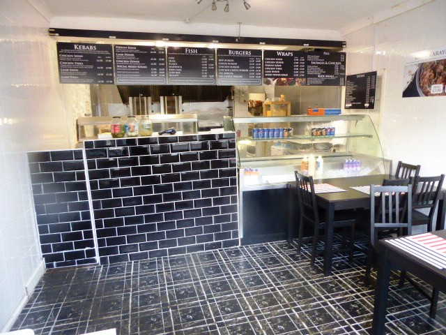 Fish, Chip & Kebab Shop in St Leonards-on-Sea For Sale
