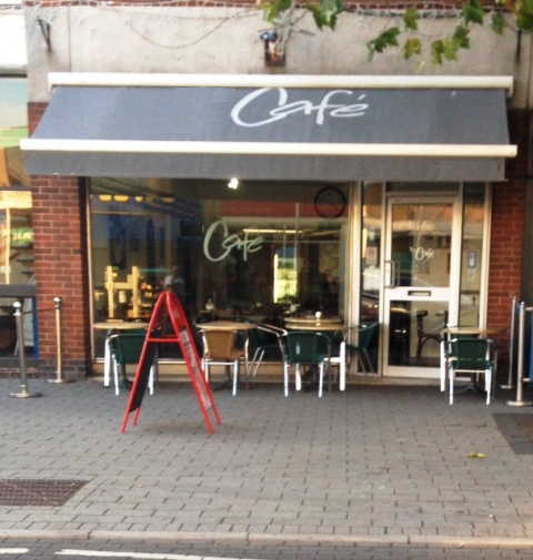 Cafe Restaurant in Leicestershire For Sale