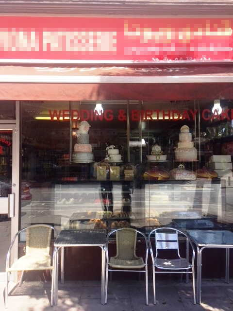 Patisserie, Teas & Coffees in West London for sale