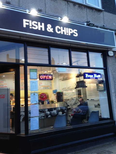Fish & Chip Shop in West Sussex For Sale