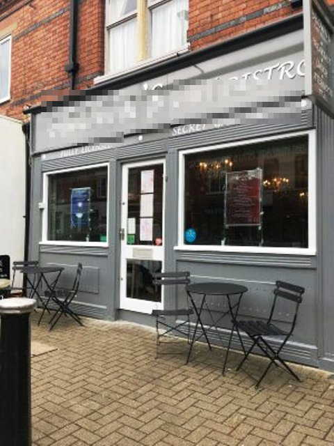 Cafe Bistro in Leicestershire For Sale