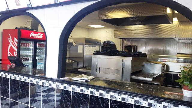 Kebab & Pizza Shop in West Sussex For Sale
