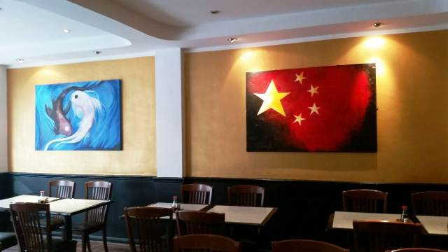 Buy a Chinese Buffett Restaurant in North London For Sale