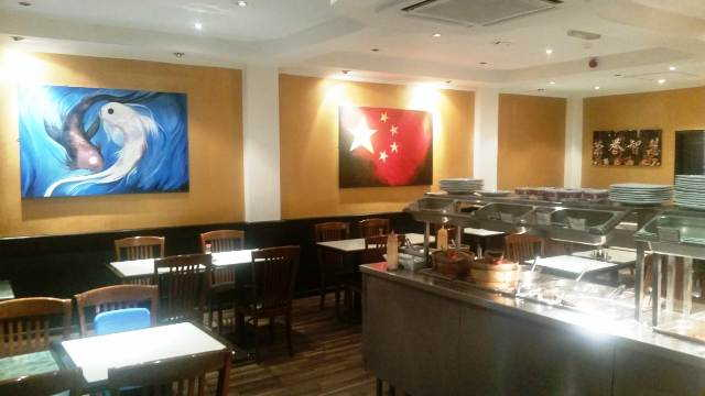 Chinese Buffett Restaurant in North London For Sale for Sale