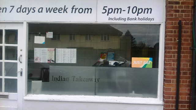 Indian Takeaway in Oxfordshire For Sale