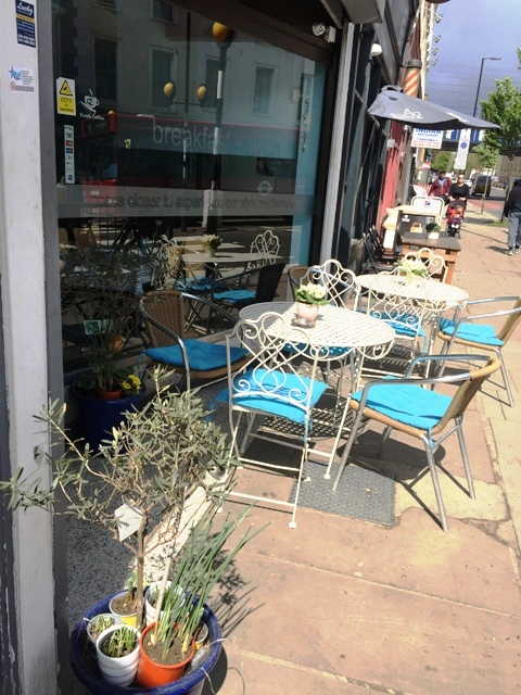 Bistro Restaurant in North London For Sale