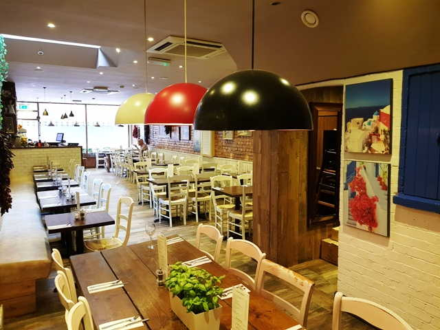 Buy a Mediterranean Restaurant in South London For Sale