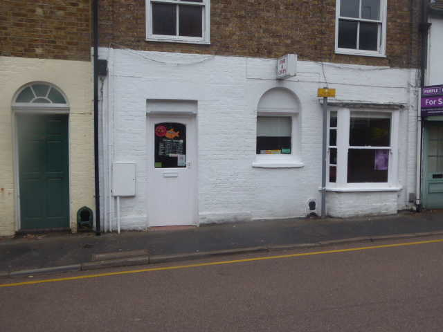 Fish & Chip Shop in Hertfordshire For Sale