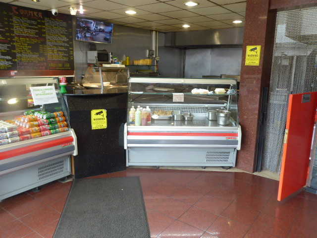 Kebab Shop and Indian Restaurant in Middlesex For Sale