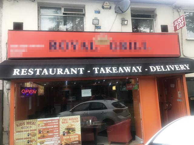 Restaurant and Chicken Shop in Middlesex For Sale