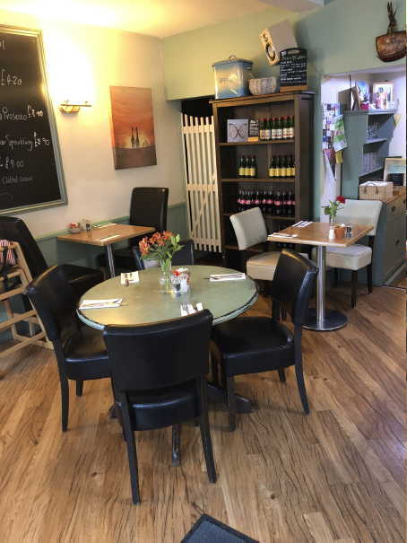 Buy a Café / Restaurant in Herefordshire For Sale