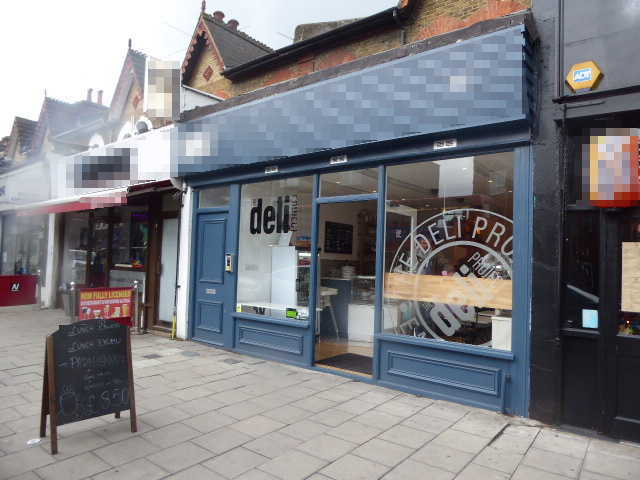 Licensed Cafe & Coffee Shop in South London For Sale