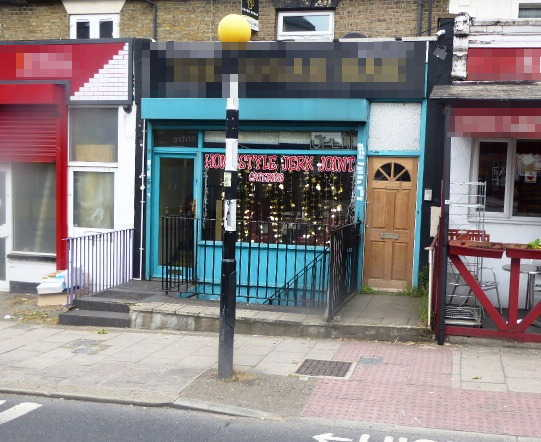 Restaurant with Full On Licence in South London For Sale