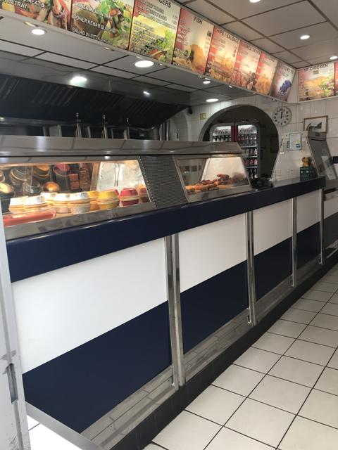 Fish & Chip Shop in Birmingham For Sale