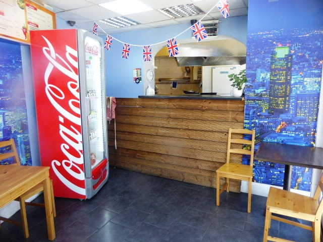 Pizza & Chicken Shop in Sutton For Sale