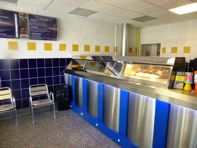 Fish & Chip Shop - Rent ONLY £3,600 pa in Southampton For Sale