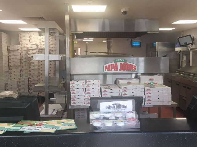 Pizza Takeaway in Great Yarmouth for sale