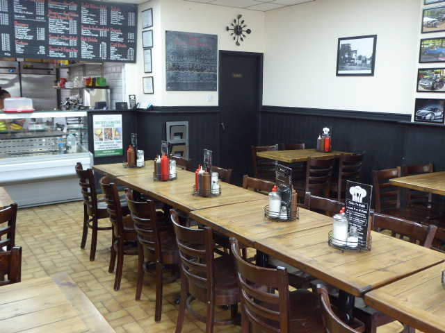 Cafe and Fast Food Restaurant in Catford For Sale