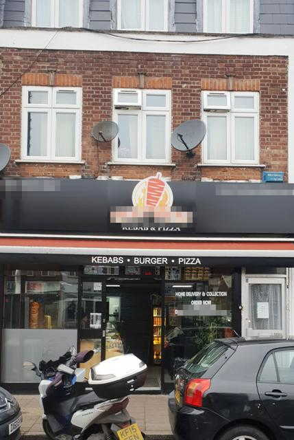 Kebab & Pizza Shop in Middlesex For Sale