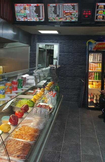 Sell a Kebab & Pizza Shop in North London For Sale