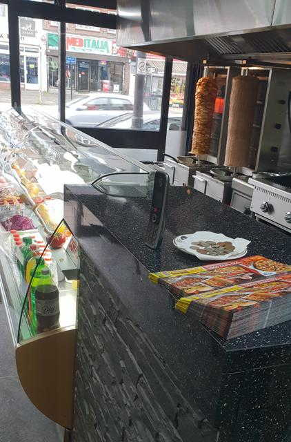 Kebab & Pizza Shop in North London For Sale for Sale