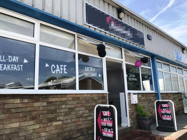 Business Centre Cafe in Buckinghamshire For Sale