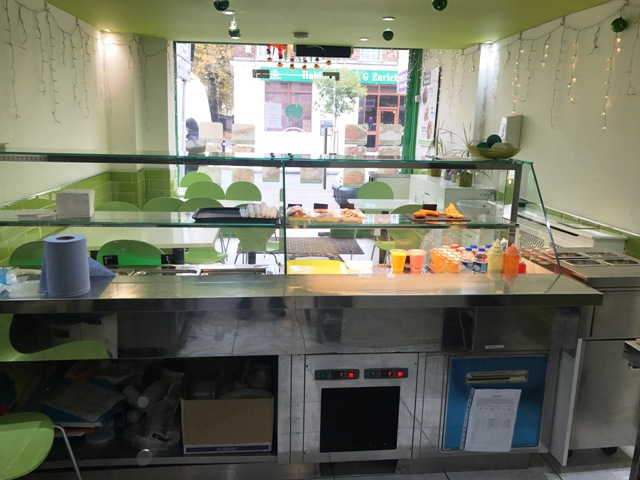 Sell a A3 Catering Premises in Middlesex